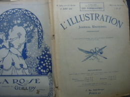 L'ILLUSTRATION 3984 DIRIGEABLE R34/ FETE DE LA VICTOIRE/ TUNNEL MACKENSEN - Journaux - Quotidiens