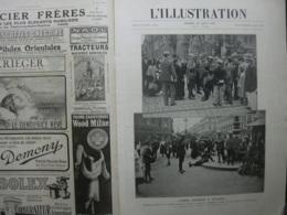 L'ILLUSTRATION 3991 L'ARMEE ROUMAINE A BUDAPEST / POINCARE EN ALSACE LORRAINE - Journaux - Quotidiens