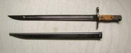Baionnette Arisaka - Knives/Swords