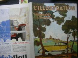 L'ILLUSTRATION 4622 L'AUTOMOBILE ET LE TOURISME - Journaux - Quotidiens