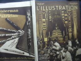 L'ILLUSTRATION 4612 L'EXPOSITION COLONIALE/ Espagne / ILES LIPARI/ AUTORAIL/ - Journaux - Quotidiens
