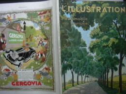 L'ILLUSTRATION 4674 L'AUTOMOBILE ET LE TOURISME/ NANTES/ DRAMONT/ L'ALLIER VELLAVE/ VALBONNAIS / VERSAILLES/ - Journaux - Quotidiens
