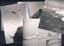 19 Avion Aviation Armée De L'air Aéronavale. Indochine/Dien Bien Phu 1951 15 Photos D'archives - Aviation