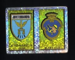 Figurina Calciatori Italiani Panini 1997-1998 - Juveterranova E Marsala - N.394  Scudetto  - Football - Soccer - Socker - Panini