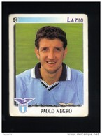 Figurina Calciatori Italiani Panini 1997-1998 - Lazio - N.177 Paolo Negro - Football - Soccer - Socker - Fussball - Panini