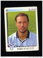 Figurina Calciatori Italiani Panini 1997-1998 - Lazio - N.184 Dario Marcolin - Football - Soccer - Socker - Panini