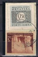 CROATIA 1941.-1945  INDJIJA 3 Postmark - Croatia