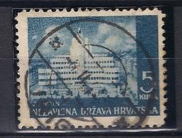 CROATIA 1941.-1945  IRIG 1 Postmark - Croatia