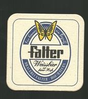 Sotto-boccale O Sottobicchiere - Falter  - Birra - Bier - Beer Mats - Sous Bocks - Bierdeckel - Pils - Beer - Sotto-boccale