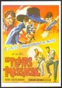 Carte Postale - Illustration : Belinsky (cinéma Affiche Film Western) Le Temps Du Massacre (Franco Nero) - Affiches Sur Carte