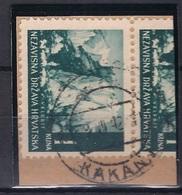 CROATIA 1941.-1945  KAKANJ A Postmark - Croatia