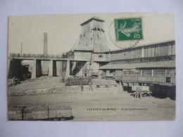 Lavaveix Les Mines.  Puits Saint Antoine. - France