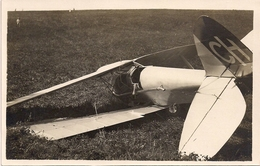 Aviation - Avion Gipsy Moth - Lausanne-Blécherette - Lot De 3 Cartes - Rare - 1919-1938: Entre Guerres