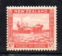 APR1093 - NEW NUOVA ZELANDA 1935 ,   Yvert  N. 201  Linguellato  * (2380A) - 1907-1947 Dominion