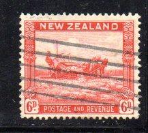 APR1095 - NEW NUOVA ZELANDA 1935 ,   Yvert  N. 201  Usato (2380A) - Usati