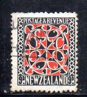 APR1096 - NEW NUOVA ZELANDA 1935 ,   Yvert  N. 203  Usato (2380A) - Usati
