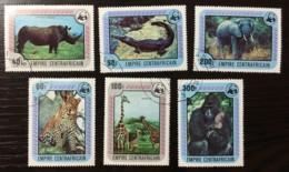 Central Africa Republic - CTO - 323/328 - Central African Republic