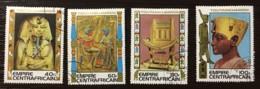 Central Africa Republic - CTO - 349/356 - Central African Republic