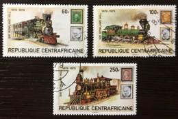 Central Africa Republic - CTO - 398/401 - Central African Republic