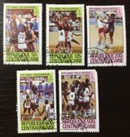 Central Africa Republic - CTO - 425/429 - Central African Republic