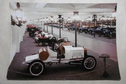 """Photographie Automobile """"HERMES SIMPLEX"""" Biplace Sport 1904 Construite Par E. BUGATTI Et E. MATTHIS - Automobiles"""