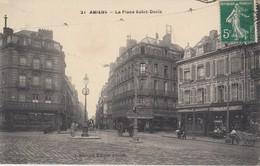 AMIENS: La Place Saint-Denis - Amiens