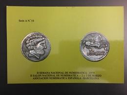 Monedas Y Billetes - Münzen (Abb.)