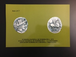 Monedas Y Billetes - Monnaies (représentations)