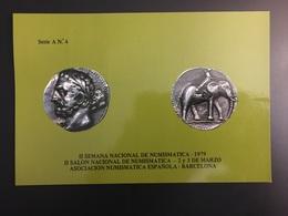 Monedas Y Billetes - Monedas (representaciones)