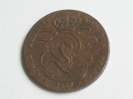 5 Centimes 1833 - Belgique - Léopold Premier Roi Des Belges  **** EN ACHAT IMMEDIAT **** - 1831-1865: Léopold I