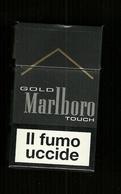 Tabacco Pacchetto Di Sigarette Italia - Malboro Touch 1 Da 20 Pezzi - Tobacco-Tabac-Tabak-Tabaco - Porta Sigarette (vuoti)