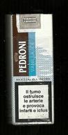 Tabacco Pacchetto Di Sigari Italia - Pedroni Vanilla Ice Da 2 Pezzi - Tobacco-Tabac-Tabak-Tabaco - Scatola Di Sigari (vuote)