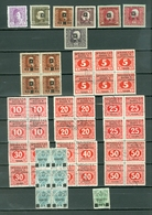 Yugoslavia BOSNIA & HERZEGOVINA  LOT Of 30.MNH USED Some Blocks Cat $30 WYSIWYG A04s - Non Classés