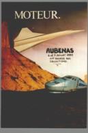 CPM 07 - Aubenas - 11ème Bourse Aux Collections - 1991 - Création De Jacques Lardie - TGV - Concorde - Aubenas
