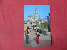 Mickey & Goofy Taking Pictures    > Disneyland Ref 3365 - Disneyland
