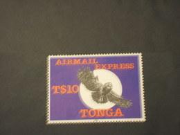 TONGA - P.A. 1990 UCCELLO - NUOVI(++) - Tonga (1970-...)