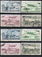 POLOGNE POSTE AERIENNE 28/31 X2 - Airmail