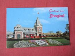 Greetings From  Disneyland Ref 3365 - Disneyland
