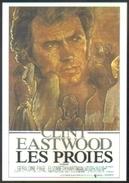 Carte Postale - Illustration : Goldman (cinéma Affiche Film) Les Proies (Clint Eastwood) - Affiches Sur Carte
