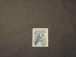 AUSTRALIA - 1928 UCCELLO 3 P. - NUOVI(++) - 1913-36 George V : Heads