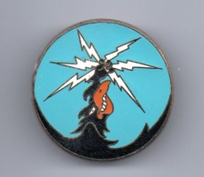 Polygone De Guerre Electronique 47/351 Grostenquin (Bleu) - Escadron De Guerre Electronique 48/530 - Forze Aeree
