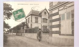 CPA Bouloire (72) Atelier Virlouvet écrite En 1910 - France