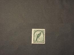 NUOVA ZELANDA - 1935/7 UCCELLO 1 Sh.. - NUOVI(++) - 1907-1947 Dominion