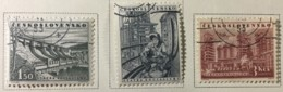 Czechoslovakia - (o) - 1953 - # 803/805 - Czechoslovakia
