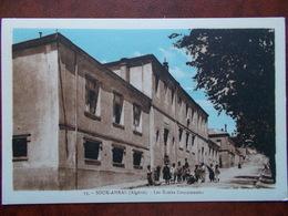 ALGÉRIE - SOUK AHRAS - Les Ecoles Communales. (Enfants - Rare) - Souk Ahras