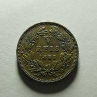 Portugal V Reis 1885 - Portogallo