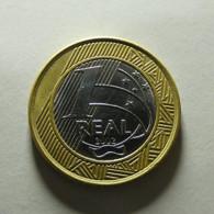 Brazil 1 Real 2002 - Brasilien