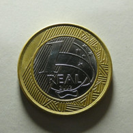 Brazil 1 Real 2002 - Brésil