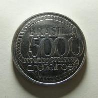 Brazil 5000 Cruzeiros Tiradentes 1992 - Brazil