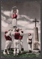 94635/ FRANCE, Biarritz, Ballets Basques *Oldarra*, Danse De St-Michel D'Aretxinaga (Biscaye) - Personnages